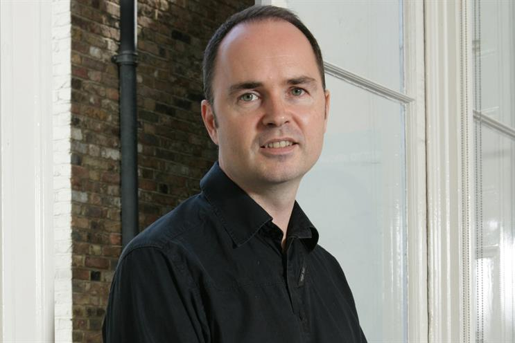 Andy Nairn: a founding partner of Lucky Generals