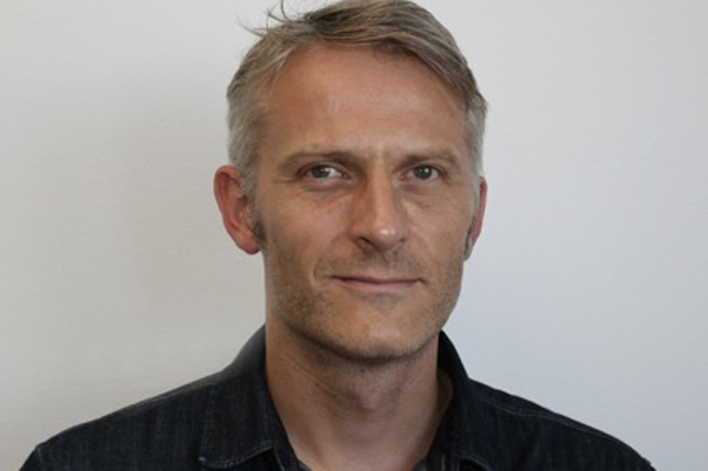 Andy Paterson: joins Embrace as its new creative director