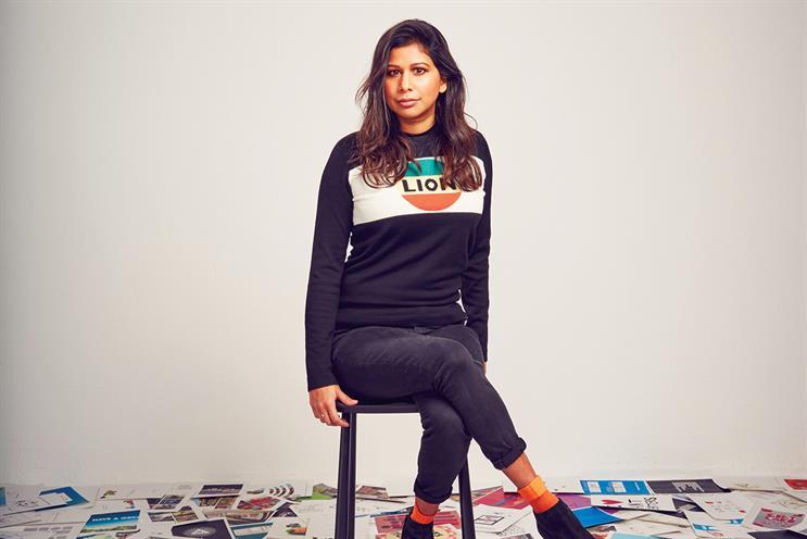 Anna Carpen, 18 Feet & Rising's executive creative director