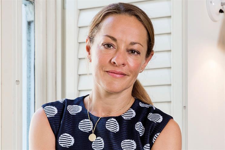 Anna Watkins: chief executive at Mofilm