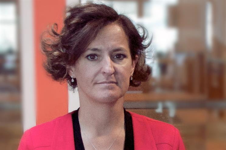 Annette King: chief executive at Ogilvy & Mather Group UK