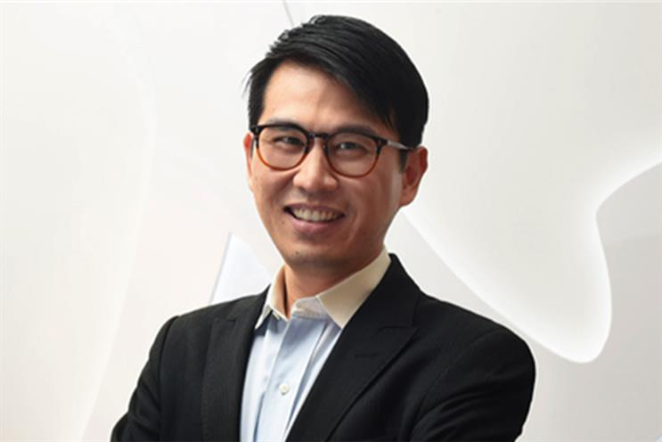 Ogilvy promotes Anthony Wong to global effectiveness role