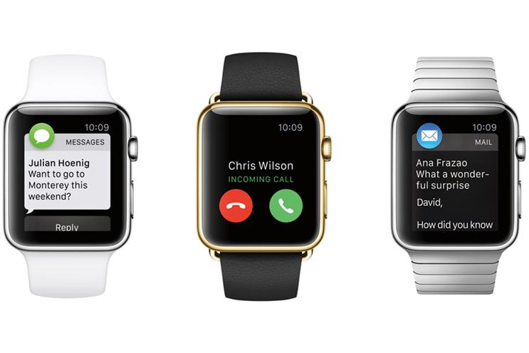 Apple Watch typeface San Francisco has been rolled out across devices through the iOS9 update