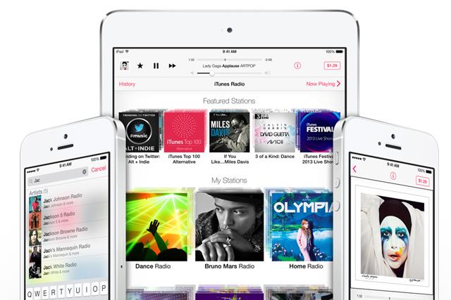 Apple iTunes Radio: readies 2014 launch in the UK