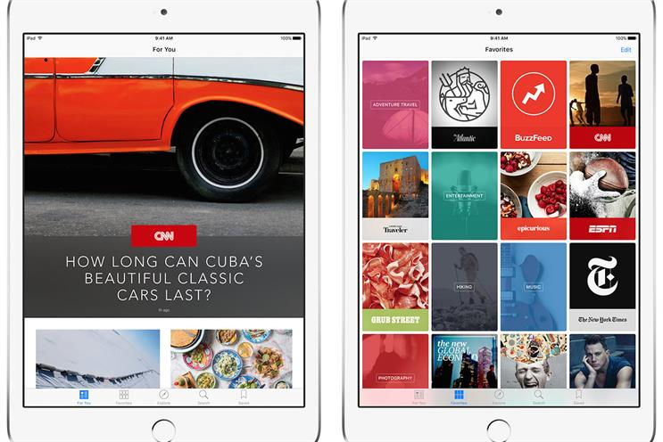 Will Apple News succeed where Newsstand failed?