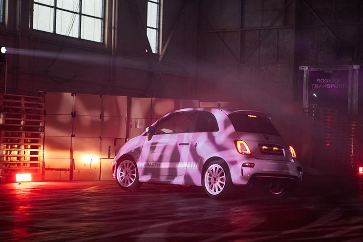 Abarth: experience featured 595 model
