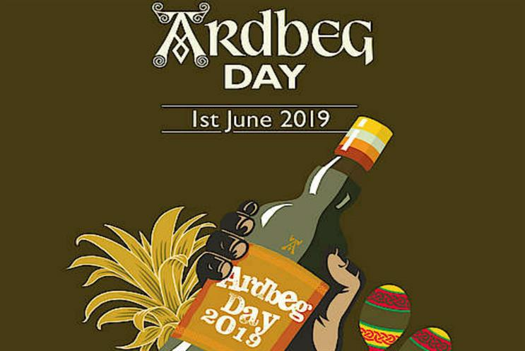 Ardbeg: events will take place around the world