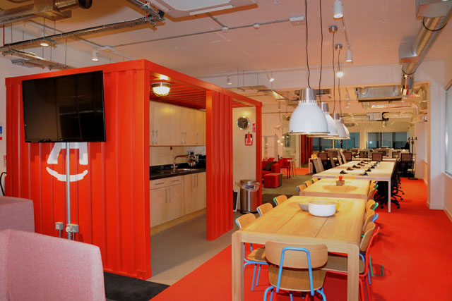 Argos opens London-based 'digital hub' to attract top technology talent