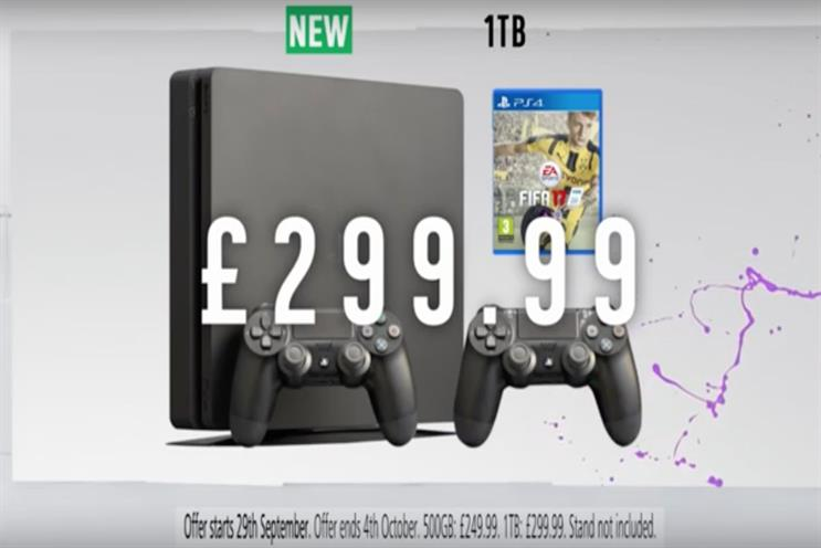 Argos rapped for failure to estimate PlayStation promo demand