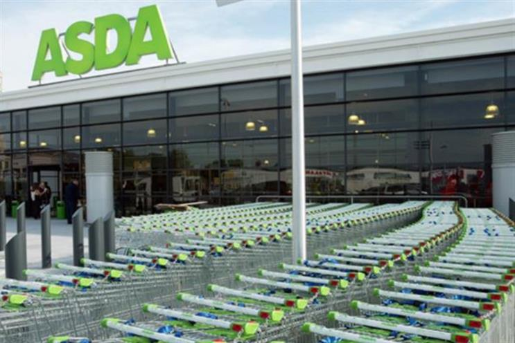 Asda: forecasts an 'intense year'
