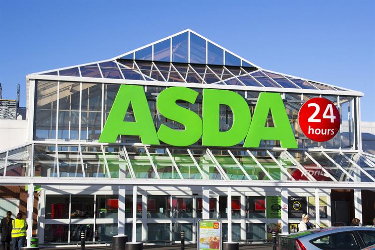 Asda: Saatchi & Saatchi looks after creative account