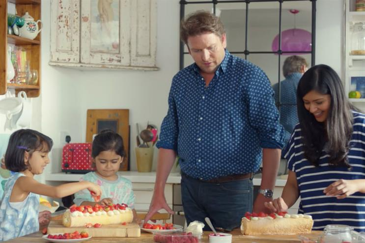 Asda: Saatchi & Saatchi remains a long way ahead at number one