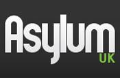 Asylum set for UK launch