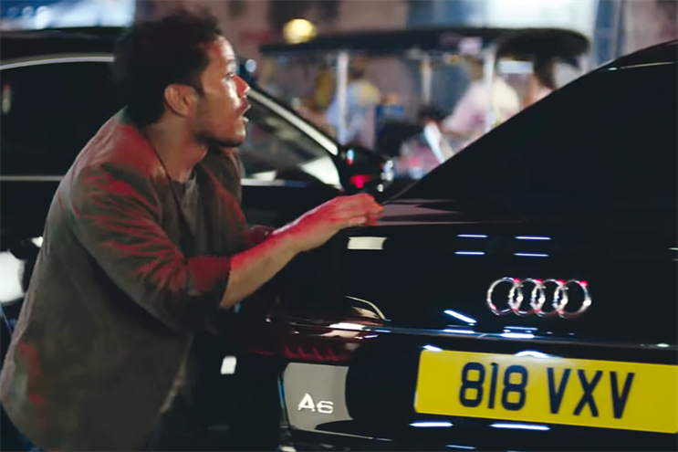 "Under the bonnet: The making of Audi's ""Escape"""