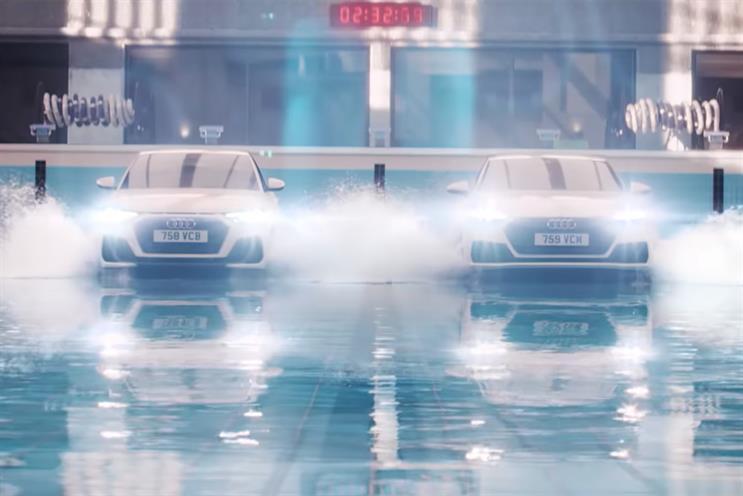 Audi: chemistry meetings this week