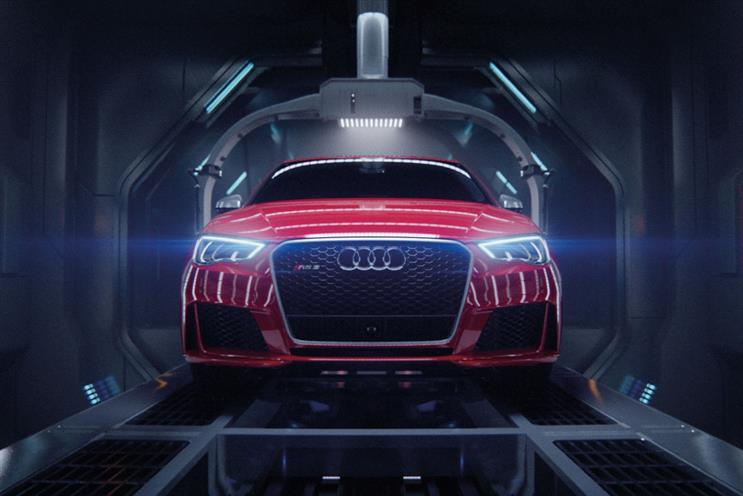 The buzz: Audi and Jane Wolfson
