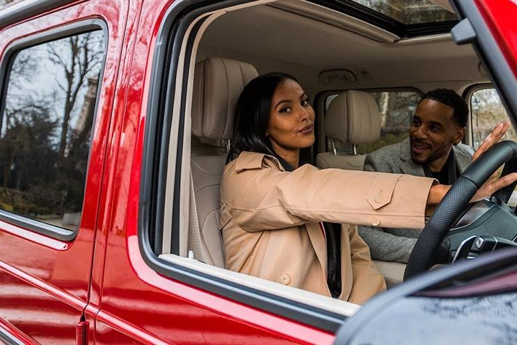 Auto Trader: Maya Jama and Reggie Yates in branded content series