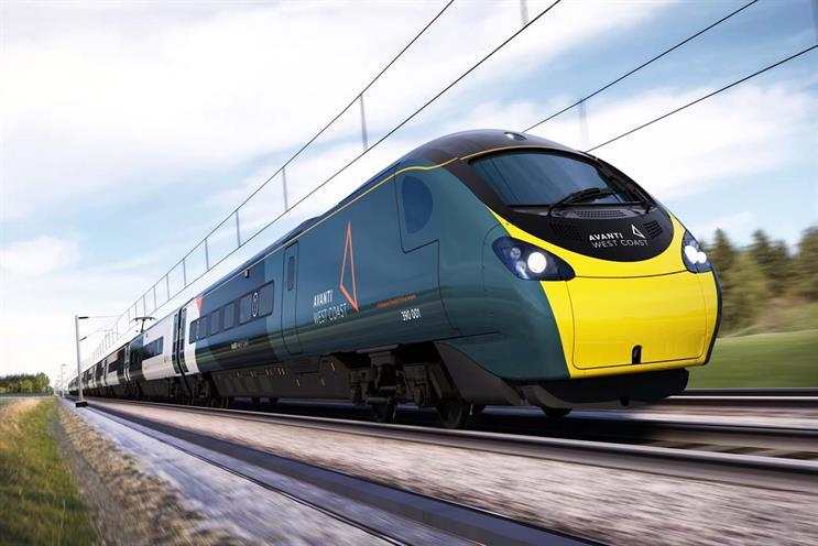 Avanti West Coast: replaces Virgin Trains on 8 December