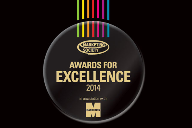 Only one week left to enter The Marketing Society Awards for Excellence