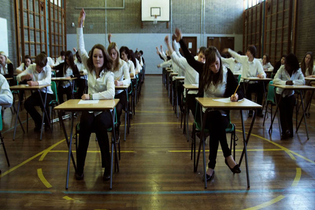 NSPCC: campaign aimed to help teenagers deal with exam stress