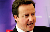 David Cameron...review of creative industries