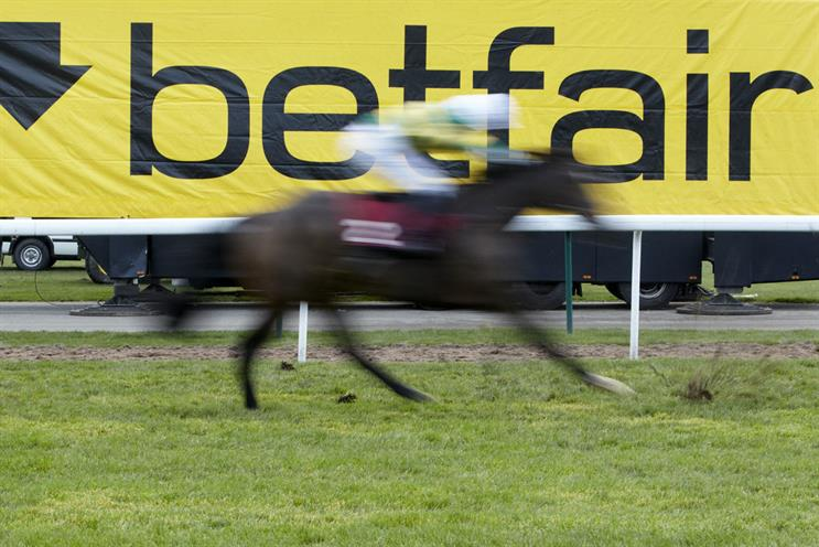 Betfair: WCRS wins account