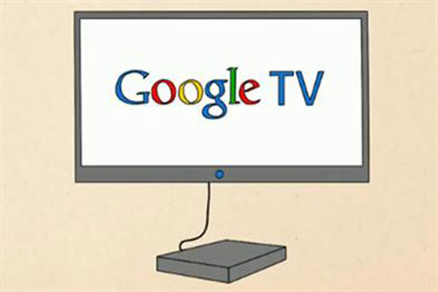 Google TV: partners with television manufacturer LG