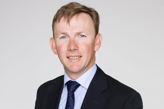 Mark Horgan: joining Britain's third-largest supermarket