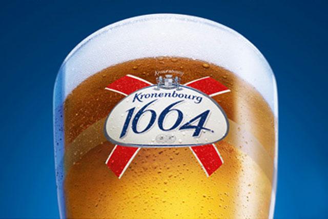 Kronenbourg 1664: updates ad strategy