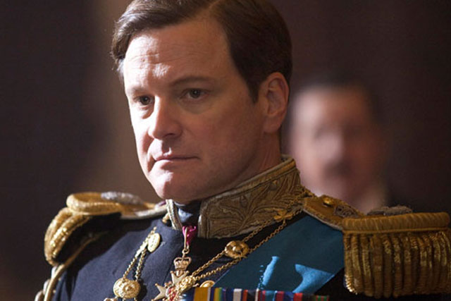 The King's Speech: Momentum enjoyed success with the film starring Colin Firth
