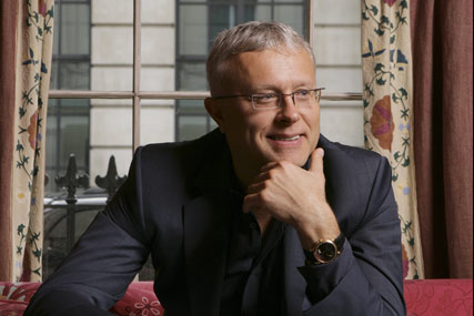Alexander Lebedev: The Independent's new owner