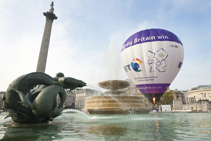BT: invites agencies to bid for Olympics brief