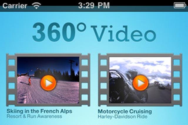 XS2TheWorld: unveils 360-degree video app