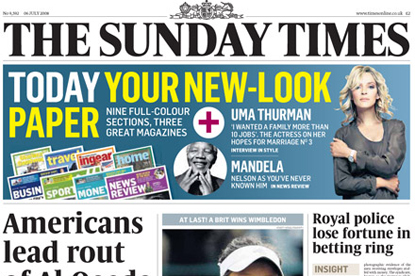 Sunday Times and Times owner confirms it will axe bulks