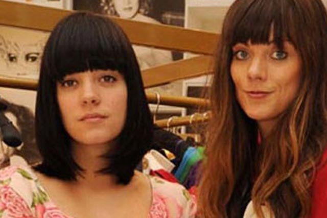 Channel 4: Lily Allen show will be sponsored by Rimmel
