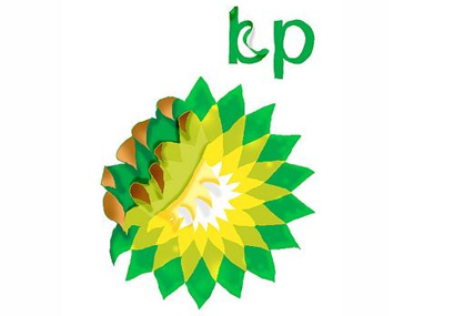 Greenpeace version of the BP logo