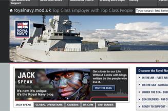 Royal Navy seeks digital agency