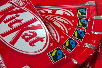 Kit Kat: Nestle brand