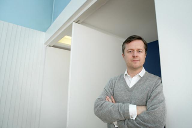 Mick Mahoney: Euro RSCG London's executive creative director