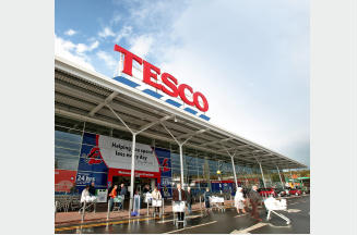 Tesco finally pulls plug on in-store TV network