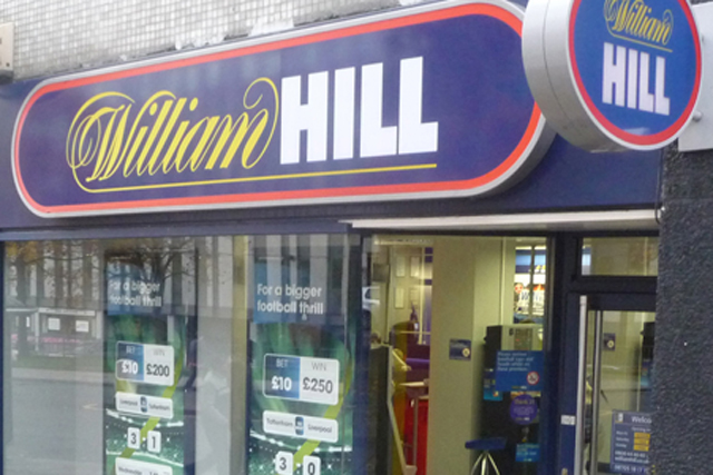 William Hill has abandoned merger discussions with Canadian and UK companies