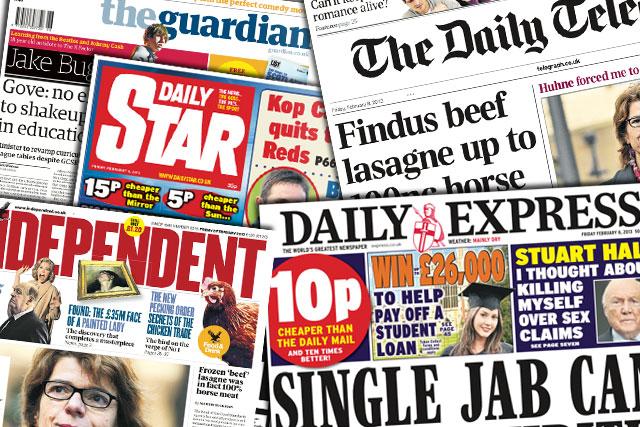 NEWSPAPER ABCs: Sun on Sunday shines in January