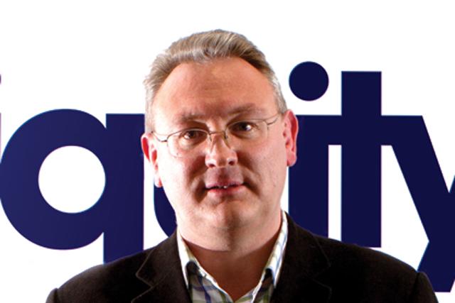 Simon Cross UK practice leader, media, Ebiquity
