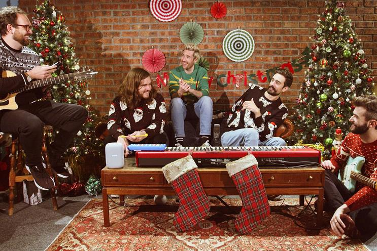 Google: Bastille's Christmas cover version will be available on YouTube Music