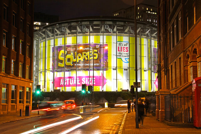 Outdoor advertising: Postar 2 will cover road, Tube and rail, with airport and retail to follow