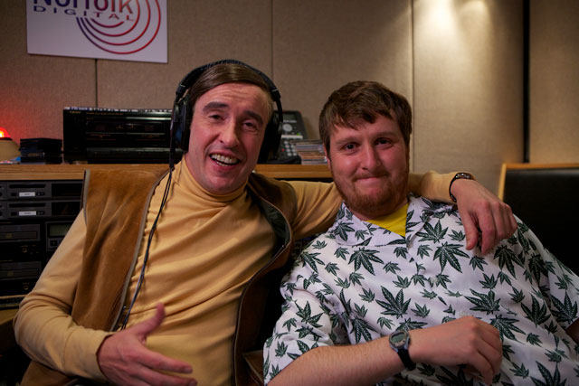 Mid Morning Matters With Alan Partridge: created for Foster's