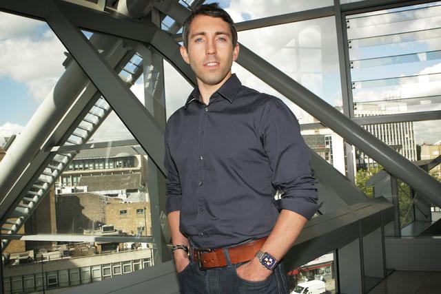Paul Evans: Clear Channel International marketing director