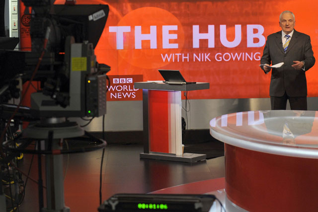 BBC: plans to review its £5 million media account