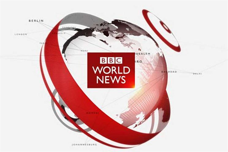 BBC World News: offering free ad space to global organisations and governments