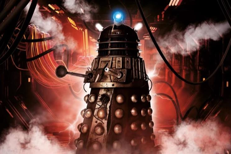 BBC Studios: Dalek will attempt to exterminate players